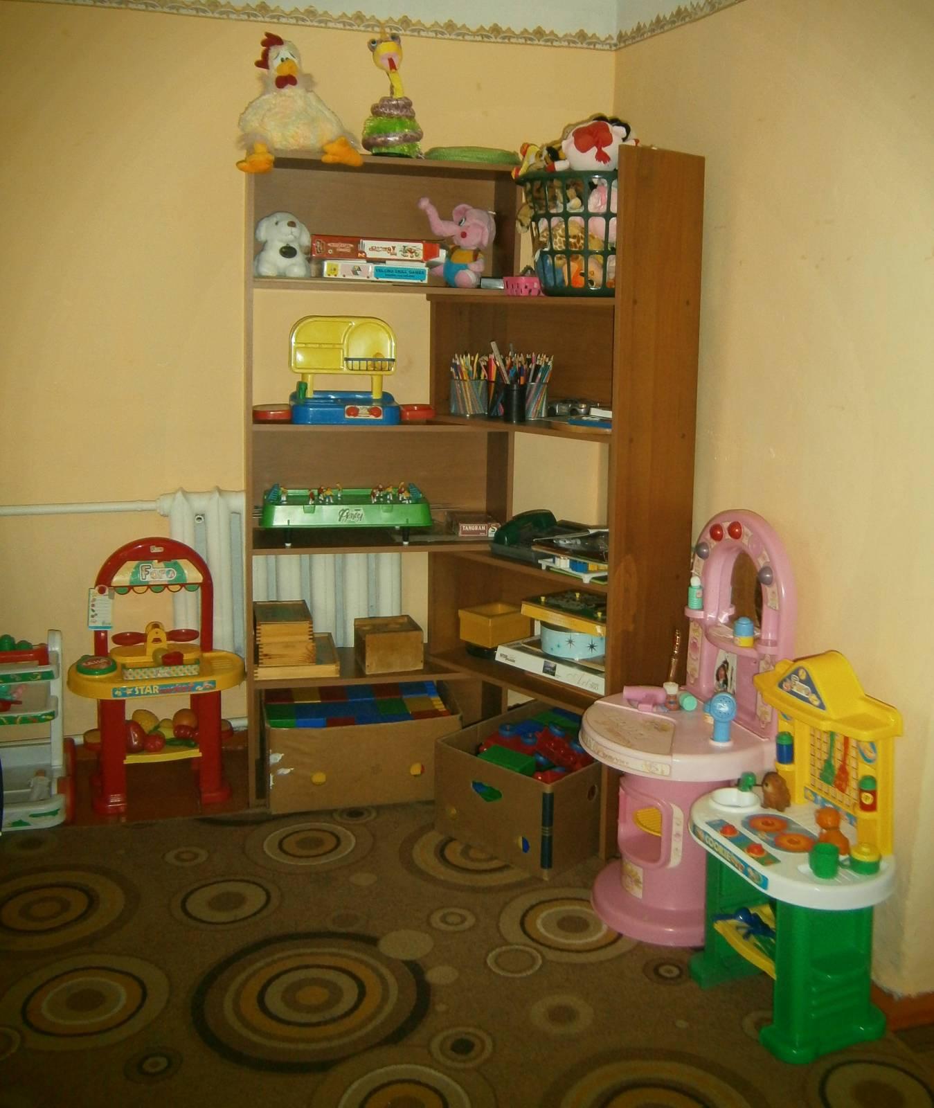 Детский игровой уголок в комнате своими руками 76